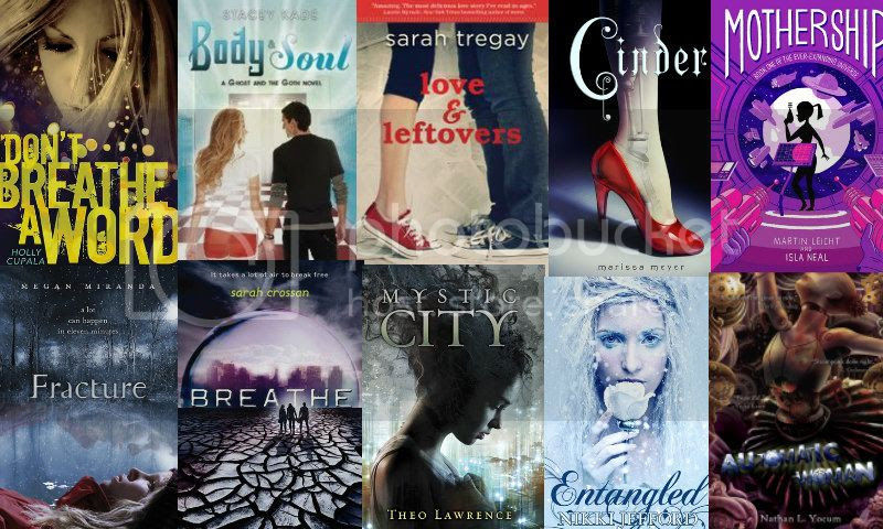 Top 10 Book Covers of 2012
