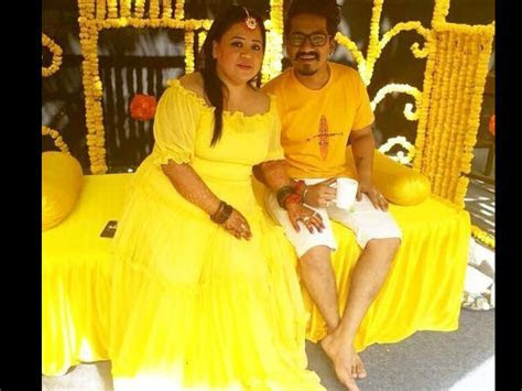 First Picture Of Bharti Singh Harsh Limbachiyaa From Their