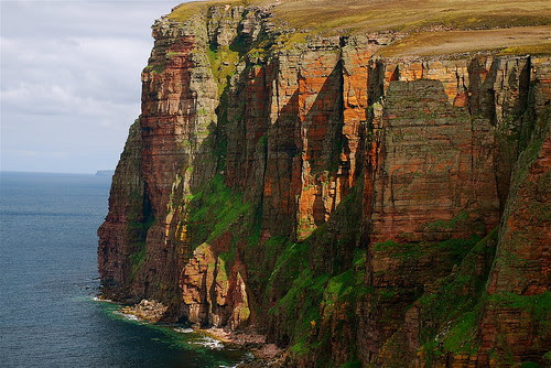 St Johns Head, Hoy, Orkney, Scotland.