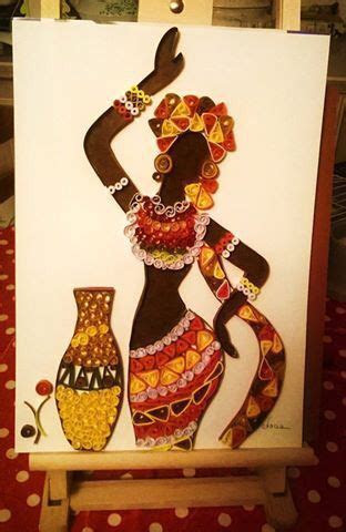 198 best images about Quilling   people,profession 2D on