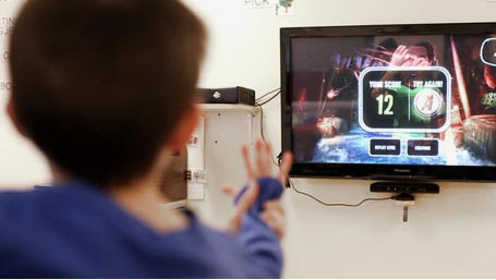 Lakeside Center for Autism Helps Kids with Kinect