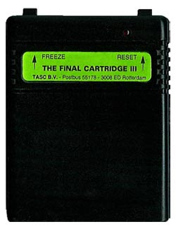 Cartucho final cartridge III