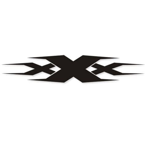 xxx logo design reflective personality car stickercar