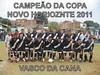 Copa Novo Horizonte: Nos pênaltis, Vasco da Cana supera Aliança e levanta a taça