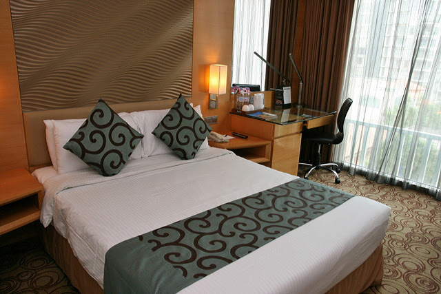 Deluxe Room at Park Hotel Clarke Quay