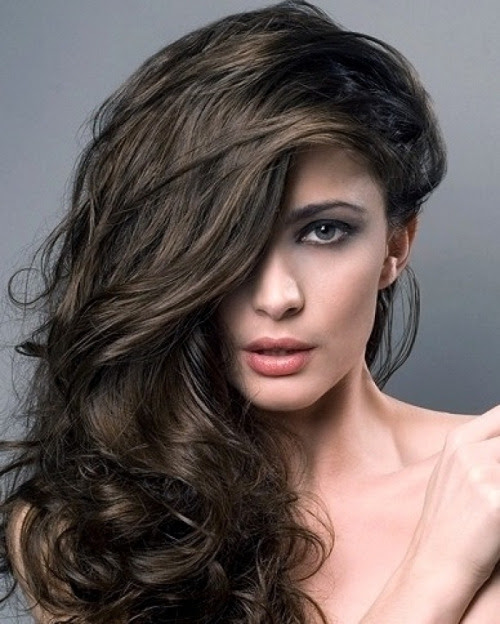 Get Dark Brown Hair : Natural Henna hair dye