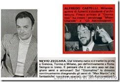 Alfredo Castelli anni settanta - da Il Giornalino 15 del 9 aprile 1972