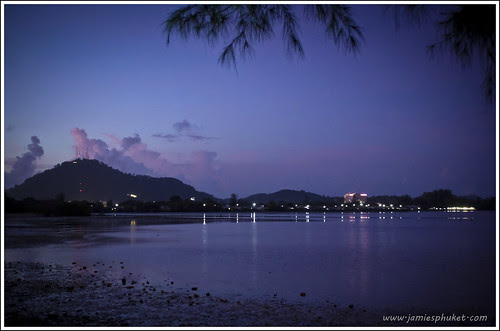 Evening at Sapan Hin