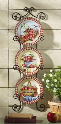 Country Apple Decorations For Kitchen apple decorations for kitchen | afreakatheart