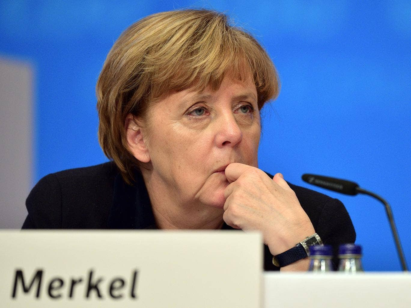 German Chancellor Angela Merkel's refugee policy has attracted praise from all over the world