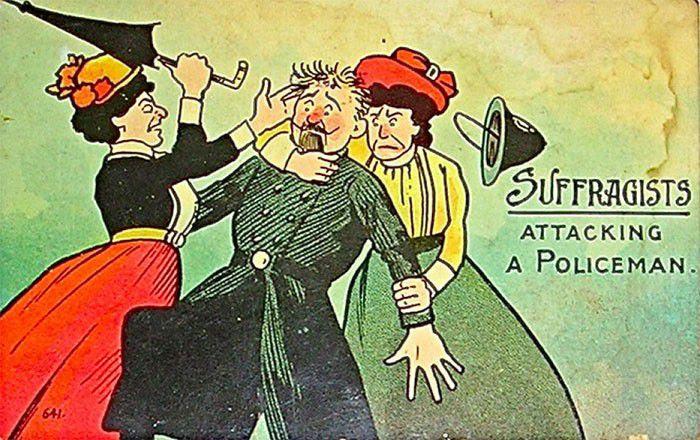 sufragistas propaganda contra el derecho de voto mujeres (6)