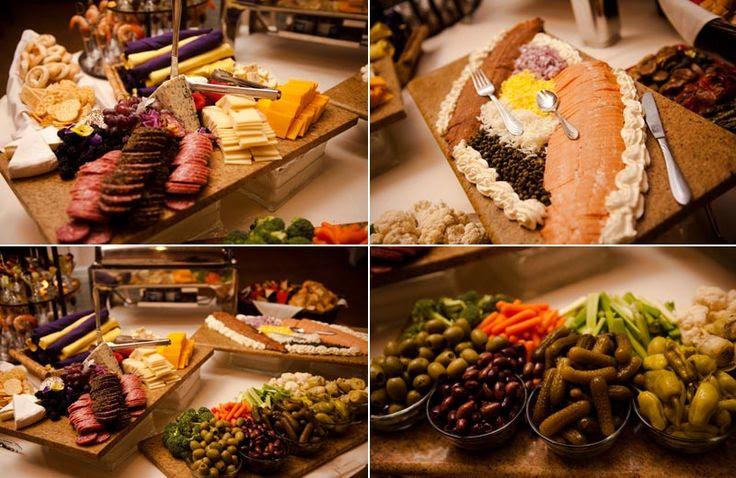 Wedding Reception Appetizer Ideas