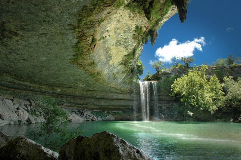 hamilton pool nature preserve austin texas