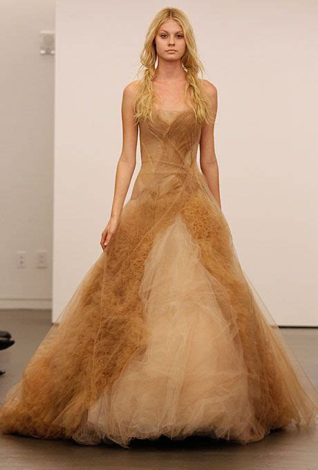 Vera Wang   Fall 2012   Designer Wedding Dresses
