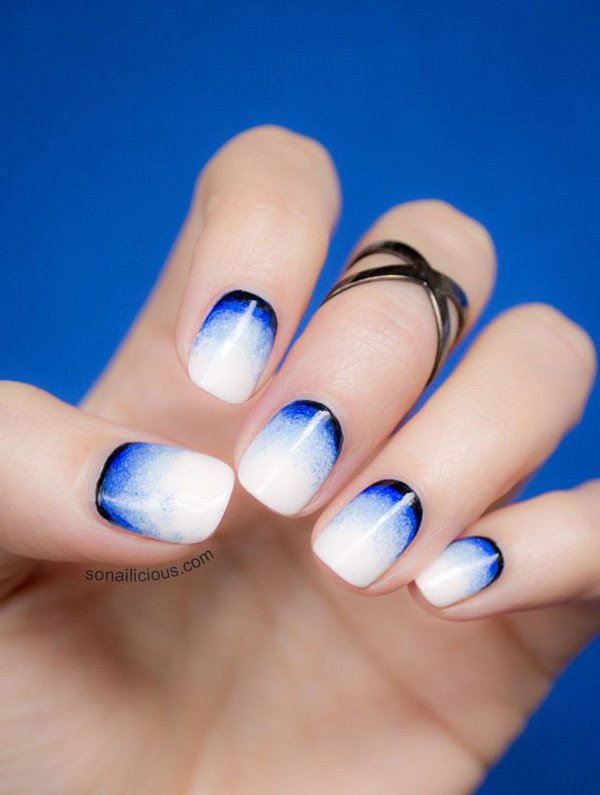 30 Phenomenal Ombre Nail Art Designs that are Simply Out ...