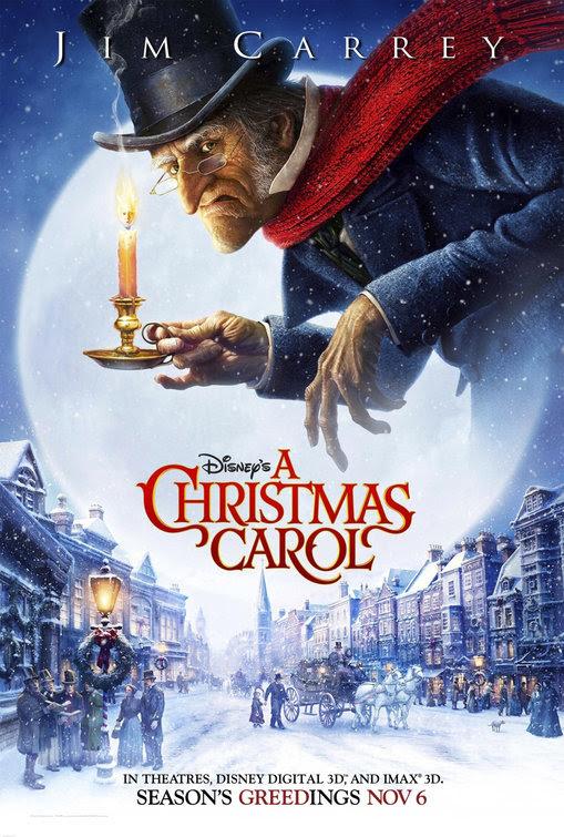A Christmas Carol Movie Poster