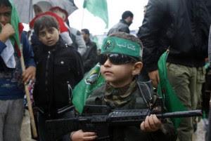 Hamas-child