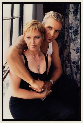 Pat Benatar and Neil Giraldo will return to the Klein Memorial Auditorium in Bridgeport for a show Sunday night, Sept. 30. Photo: Contributed Photo