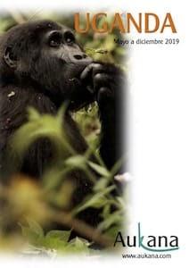 Viaje a Uganda y avistamiento de Gorilas Aukana 2019