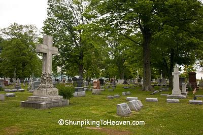 Grandview Cemetery, Est. circa 1841, Chillicothe, Ohio
