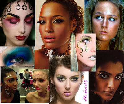 More Carnival Makeup Ideas