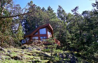 Cottage Salt Spring island accommodation - Saltspring Island