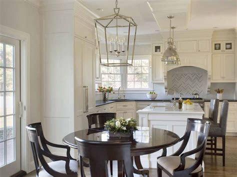 lantern lighting  kitchen table ideas