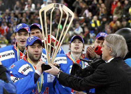 SKA Saint Petersburg Spengler Cup 2010, SKA Saint Petersburg Spengler Cup 2010