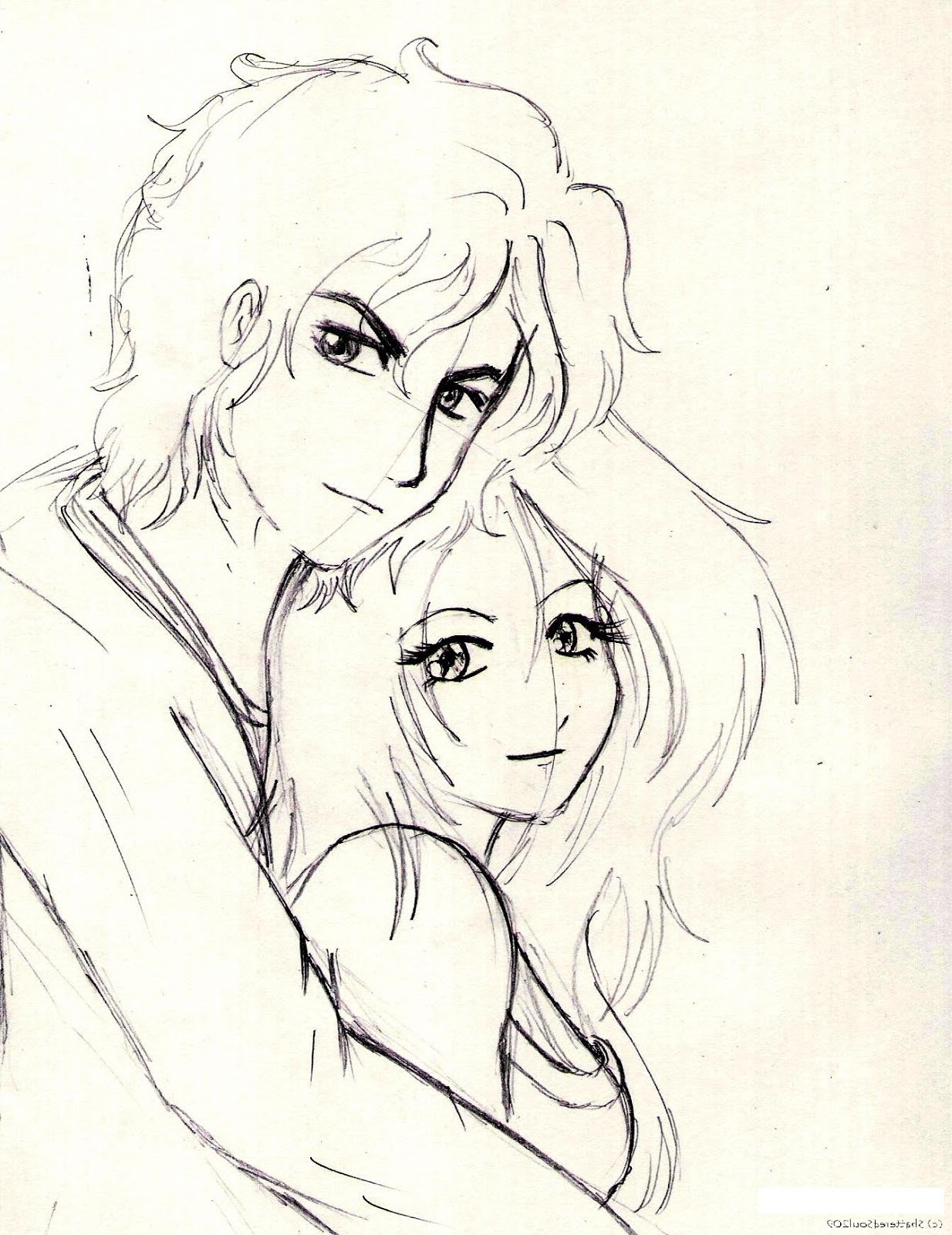 15+ Best New Love Easy Pencil Art Simple Sketches - Mary ...