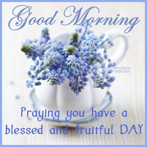 Good Morning Praying You Have A Blessed Day Pictures Photos And