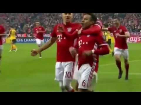 Goal 4 goals are too far away with Arsenal in the second leg against Bayern Munich