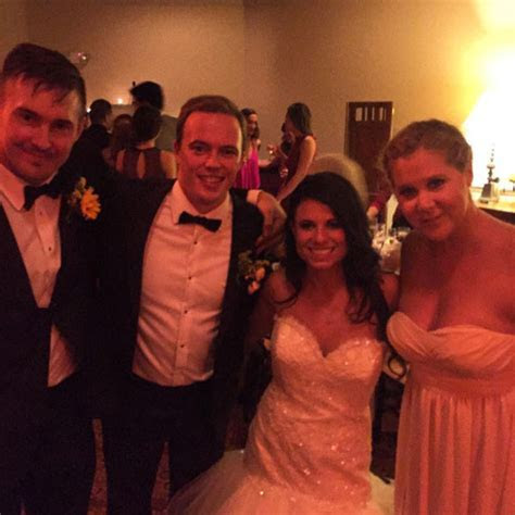 Amy Schumer is a Bridesmaid   Arabia Weddings