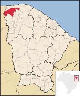 Localização de Granja