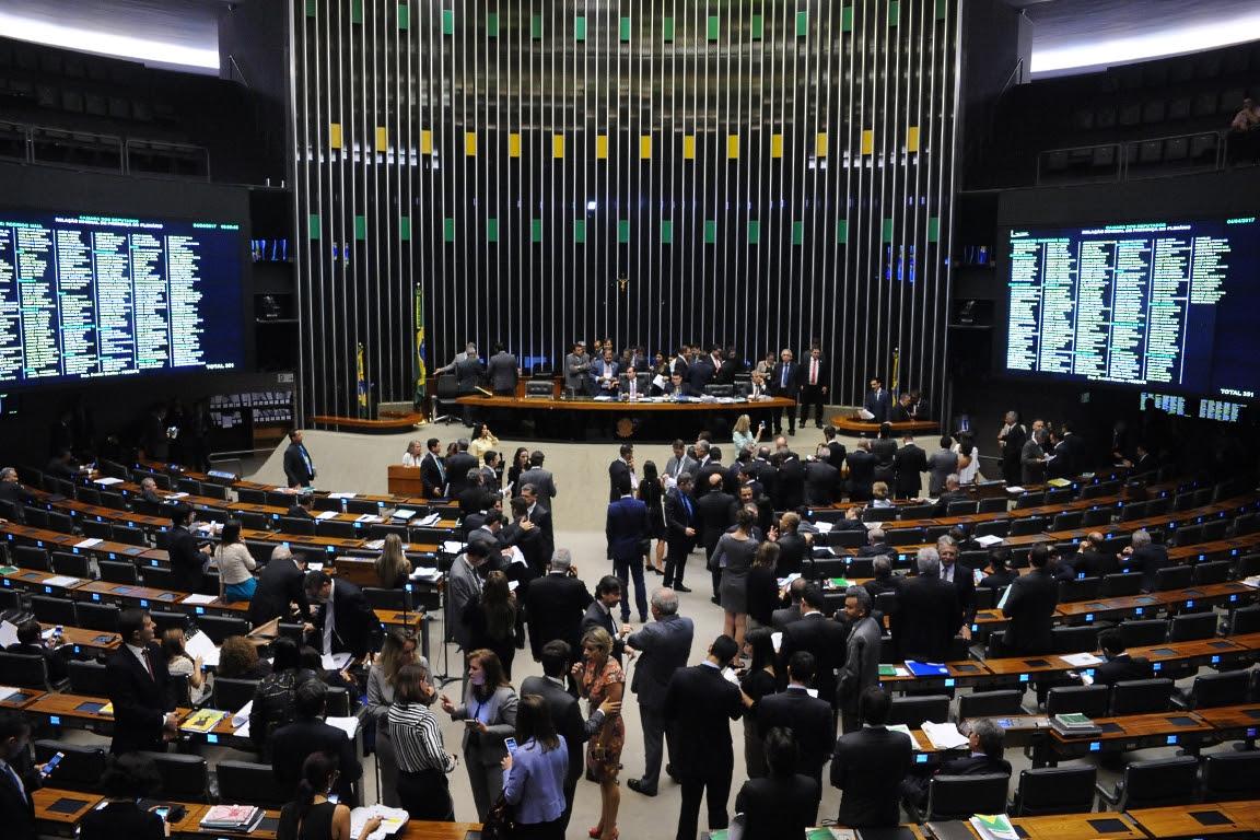 Plenário da Câmara.Foto: Luis Macedo/Arquivo/Câmara dos Deputados.