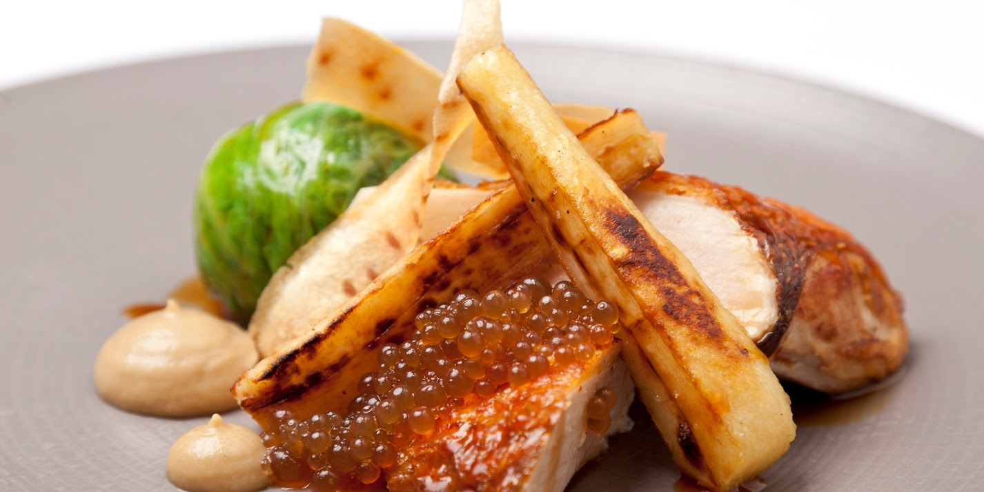 Poached & Roasted Pheasant Recipe - Great British Chefs