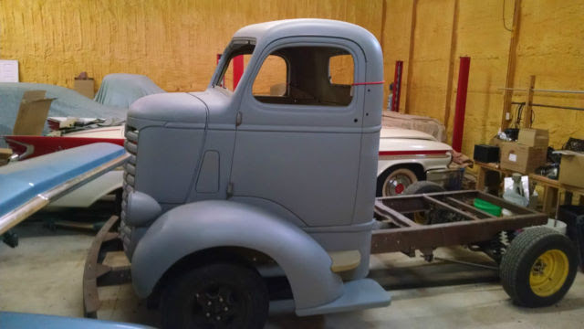 1940 Gmc Cab Over Coe Truck 1939 1941 1946 1947 1948 1949 1950 1951 Chevy Classic Gmc Other 1940 For Sale