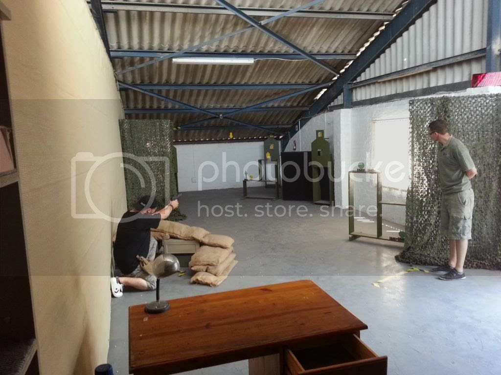 GICS Airsoft Combat Shoot 15/12/2012