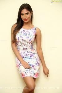 Actress Nishi Ganda