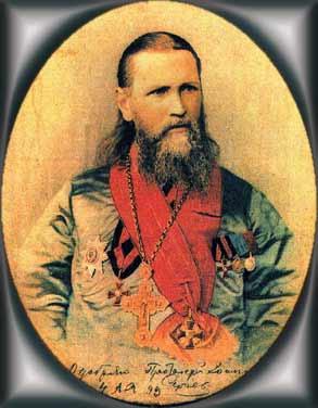 Saint Jean de Cronstadt (+ 1908)