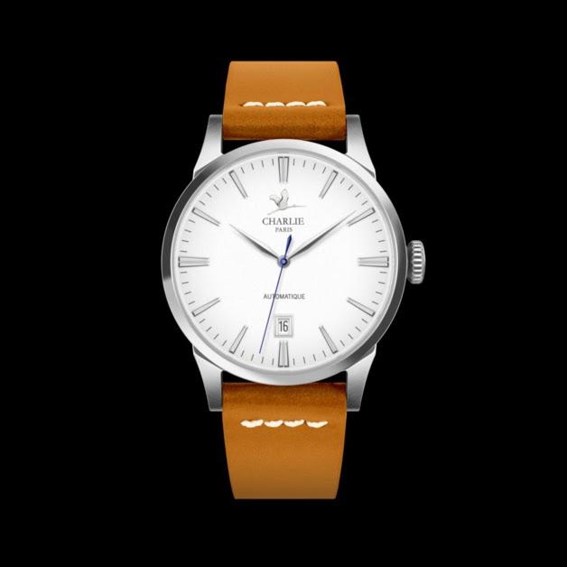 Charlie Watch : Bastille, une française d'entrée de gamme et automatique