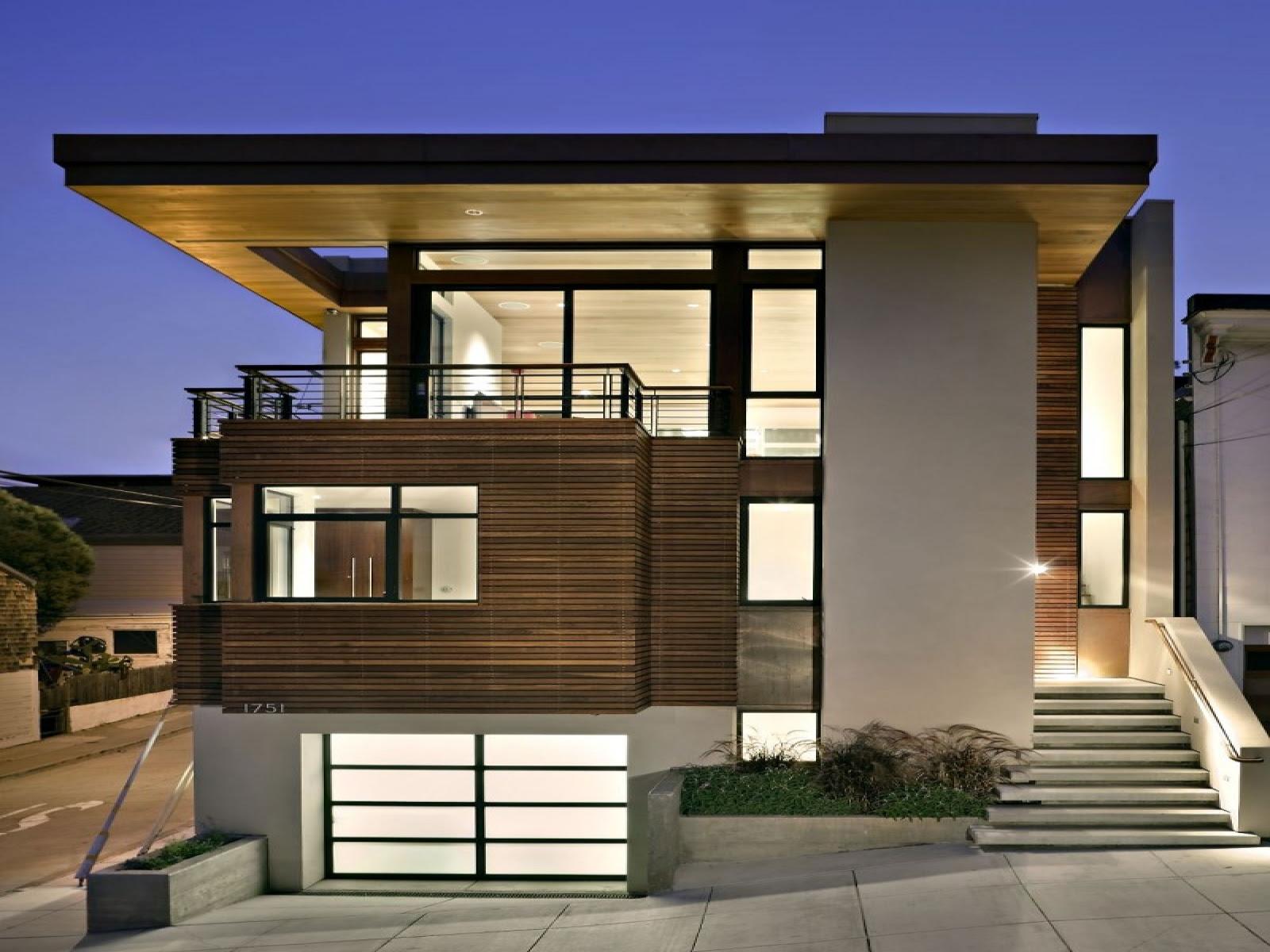 Rumah Minimalis Modern Terbaru  4 Livedesain com