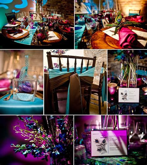 Unique Peacock Wedding Decorations Ideas 006   Life n Fashion