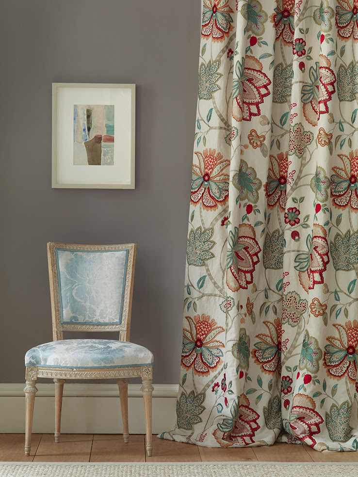 Colefax And Fowler 2 The Curtain Exchange