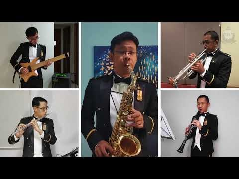 """SAF Band - """"Tomorrow's Here Today"""""""
