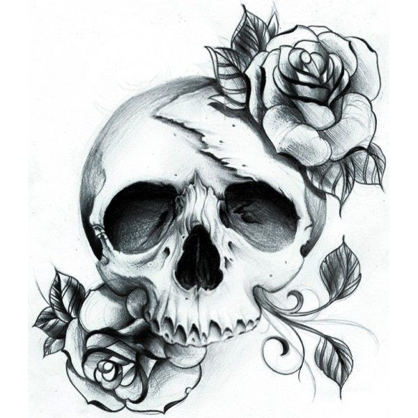 Free Skull Tattoo Download Free Clip Art Free Clip Art On Clipart