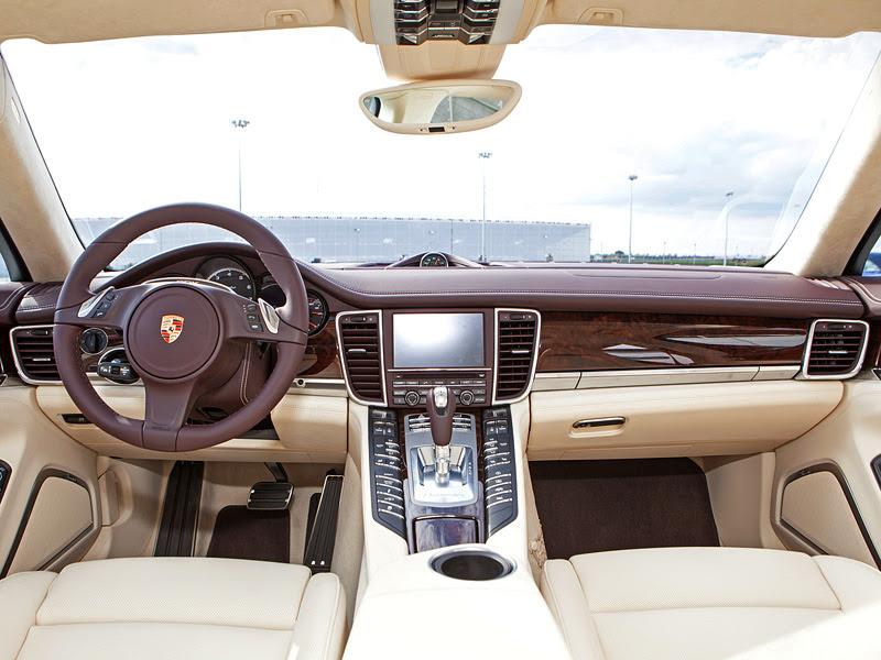2014 Porsche Panamera Turbo S Executive - specifications, photo, price ...