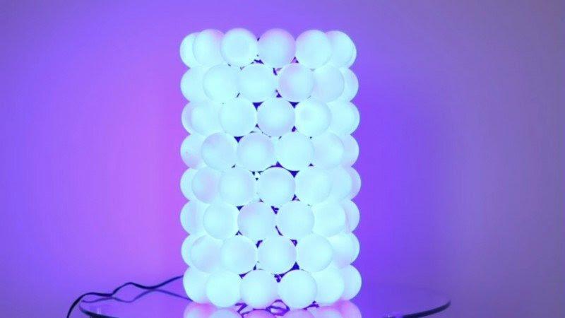 абажур для лампы сделать