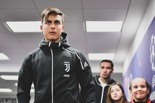 94aaf81ff Manchester United To Fork Out €100m For Paulo Dybala