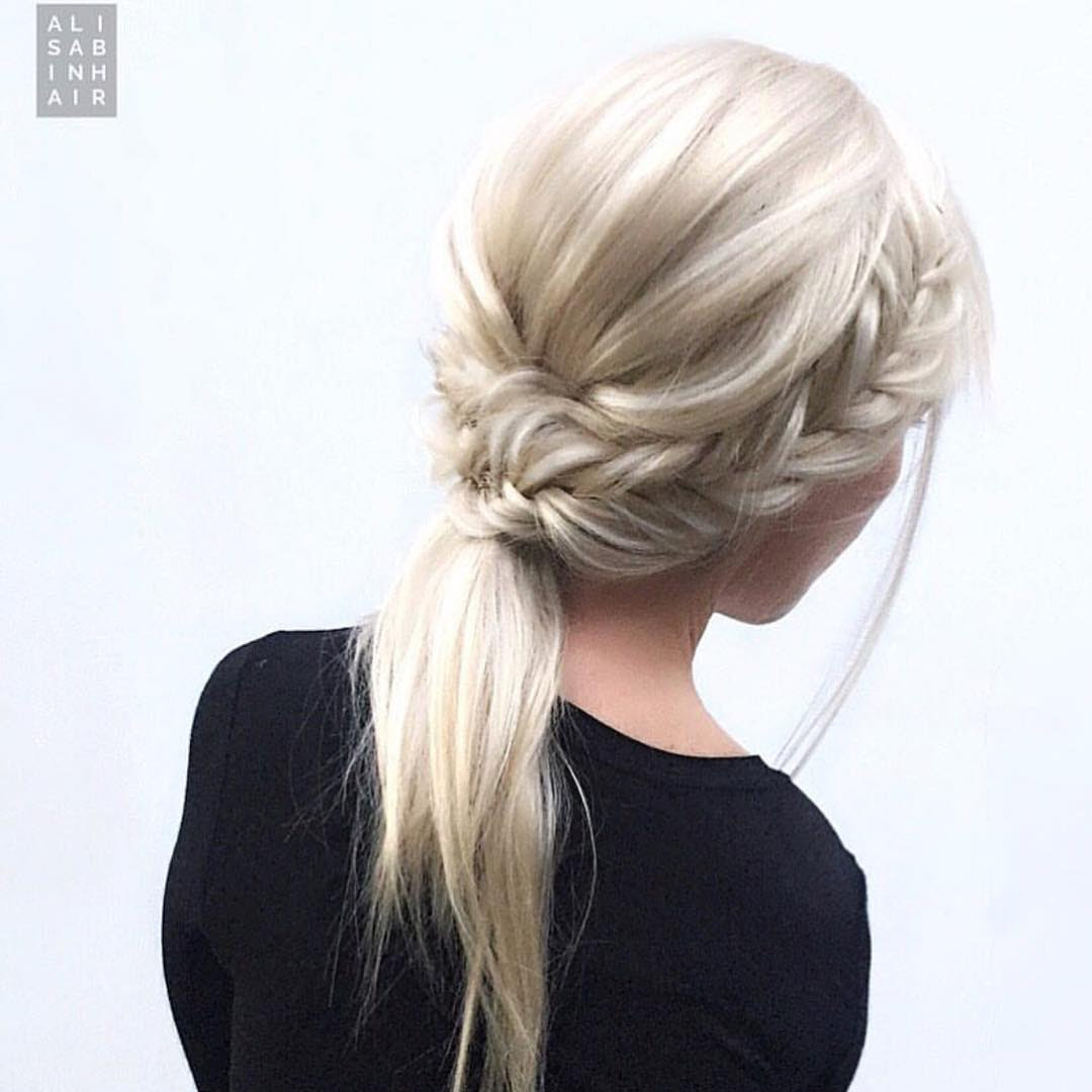 10 Braided Hairstyles For Long Hair Weddings Festivals Holiday