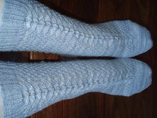 grey socks 5